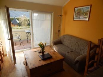Apartment-Eigenes Badezimmer-Balkon oder Terrasse