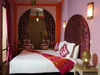Riad Dar Alif, Marrakech | Nos Chambres Et Tarifs