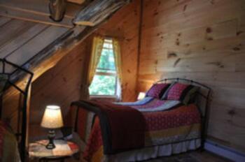Loft Bedroom Wolf