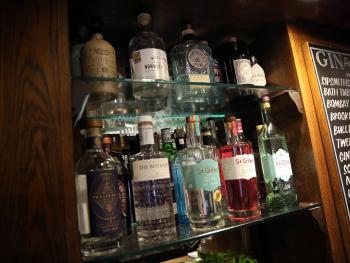 over 25 gins