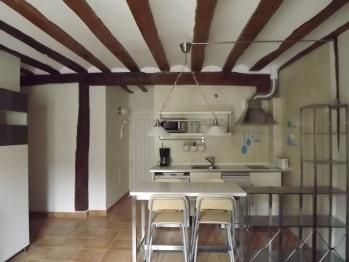 Apartamento-Familiar-Baño con ducha-Vista a la Calle-1 habitacion