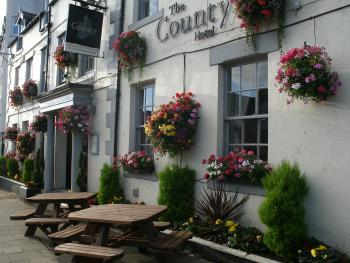 The County Hotel -