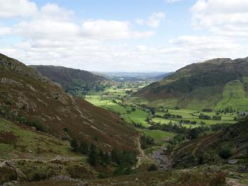 The Punch Bowl - The Beautiful Lake District