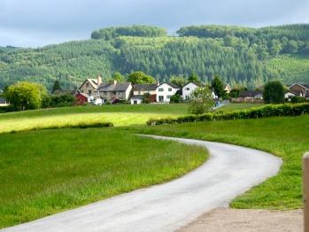 cilmery village