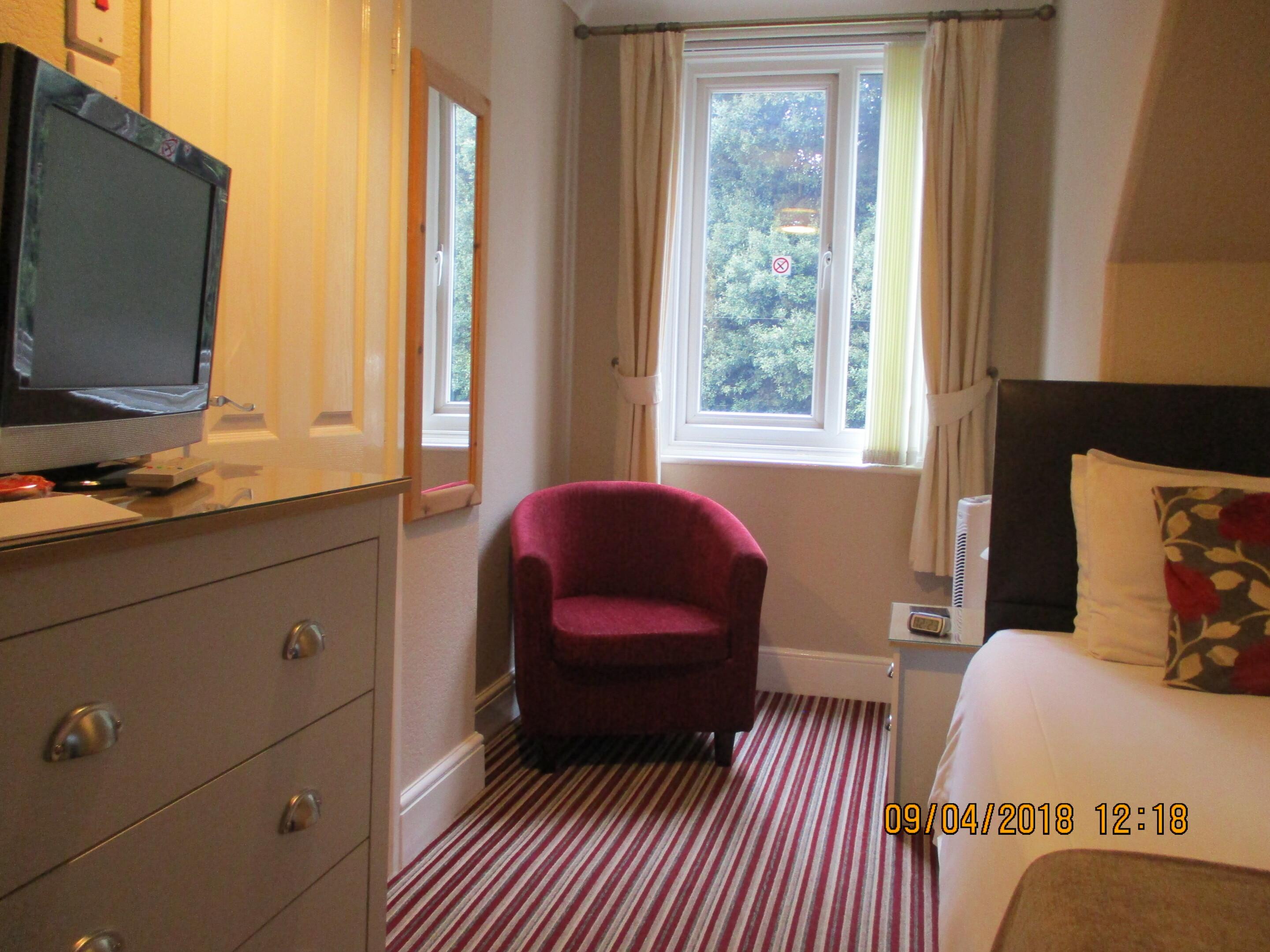 Single room-Standard-Ensuite - Single room-Ensuite
