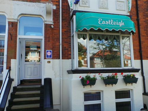 The Eastleigh streetfront