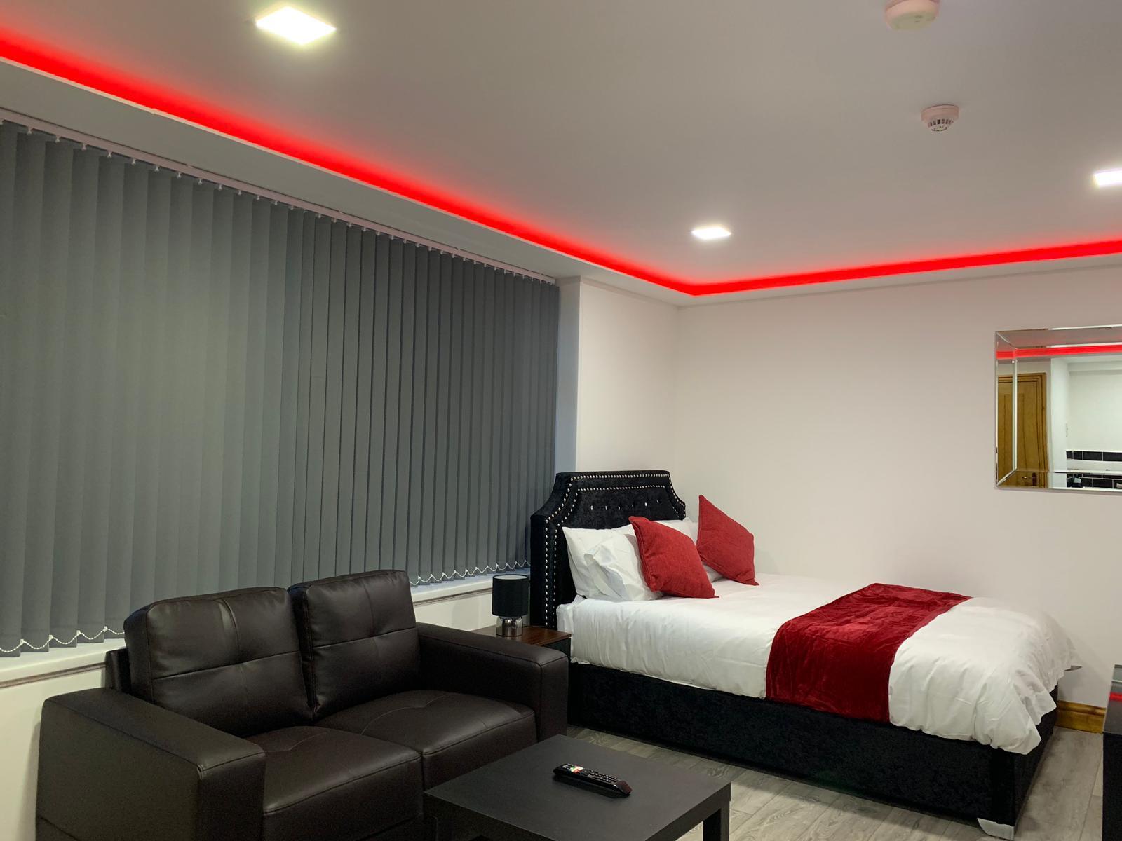 Studio-Apartment-Ensuite with Shower-Studio Apartment