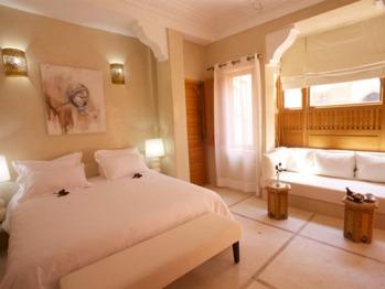 Double-Suite-Salle de bain Privée-Vanille