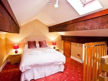 Bedroom, Self Catering Suite