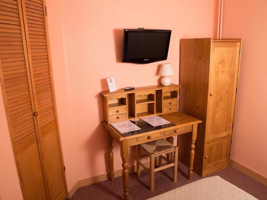 Chambre Simple Eco (toilettes sur le palier)
