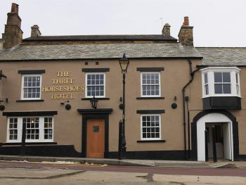 The Three Horseshoes Hotel -
