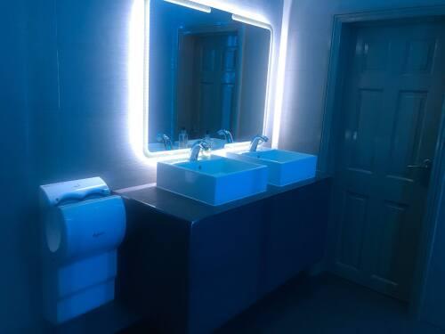 Men's bar WC