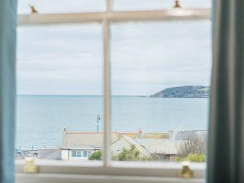 Sea View from Penberth Room
