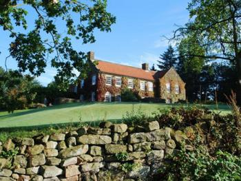 Laskill House from Knolls Lane
