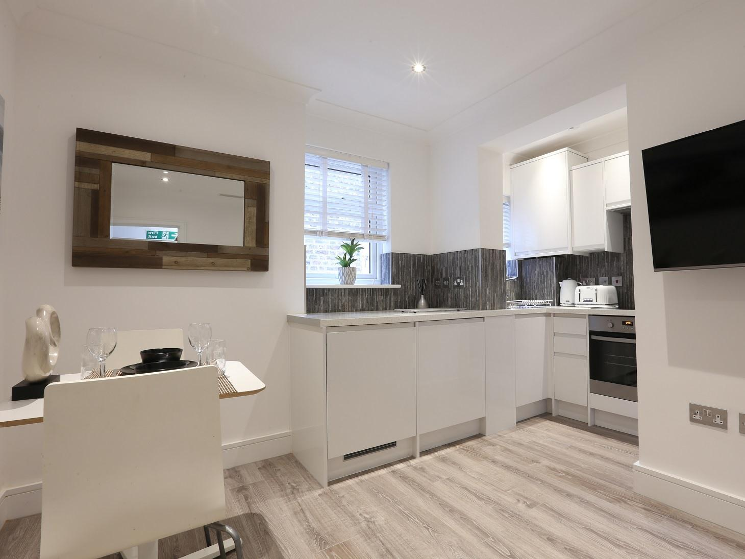 Apartment-Private Bathroom-One Bedroom Apartment - Base Rate