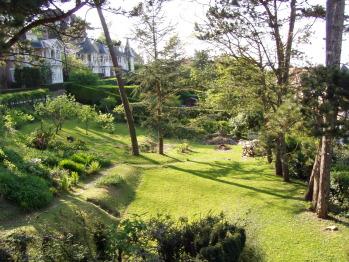 Le parc de la Villa Marguerite
