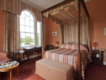 Double room-Ensuite-Four Poster - Forthampton