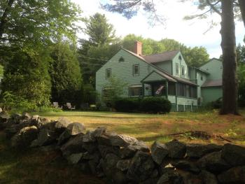 Featured street view of The Tuckernuck Inn B&B.