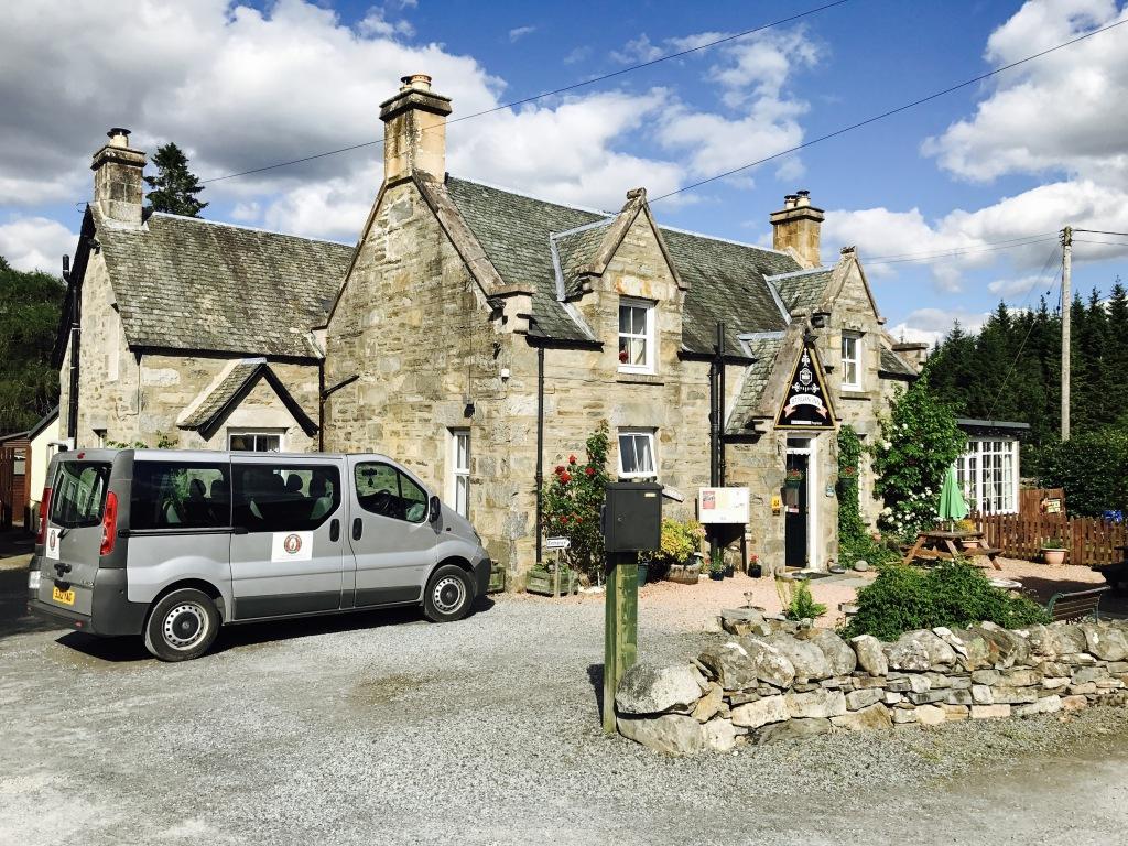 Welcome to the Struan Inn!