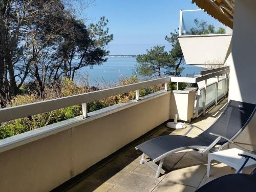 Bordoappart  Appartement  Le Panoramic  Vue Terrasse Extérieure Balcon
