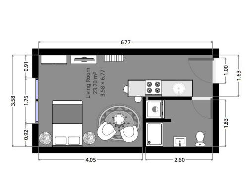 Layout of the Finished Annex.