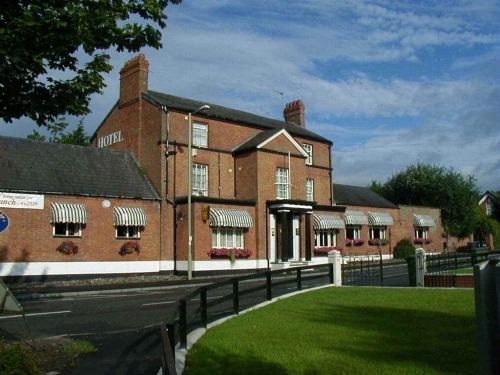 The Dodington Lodge, Whitchurch, Shropshire