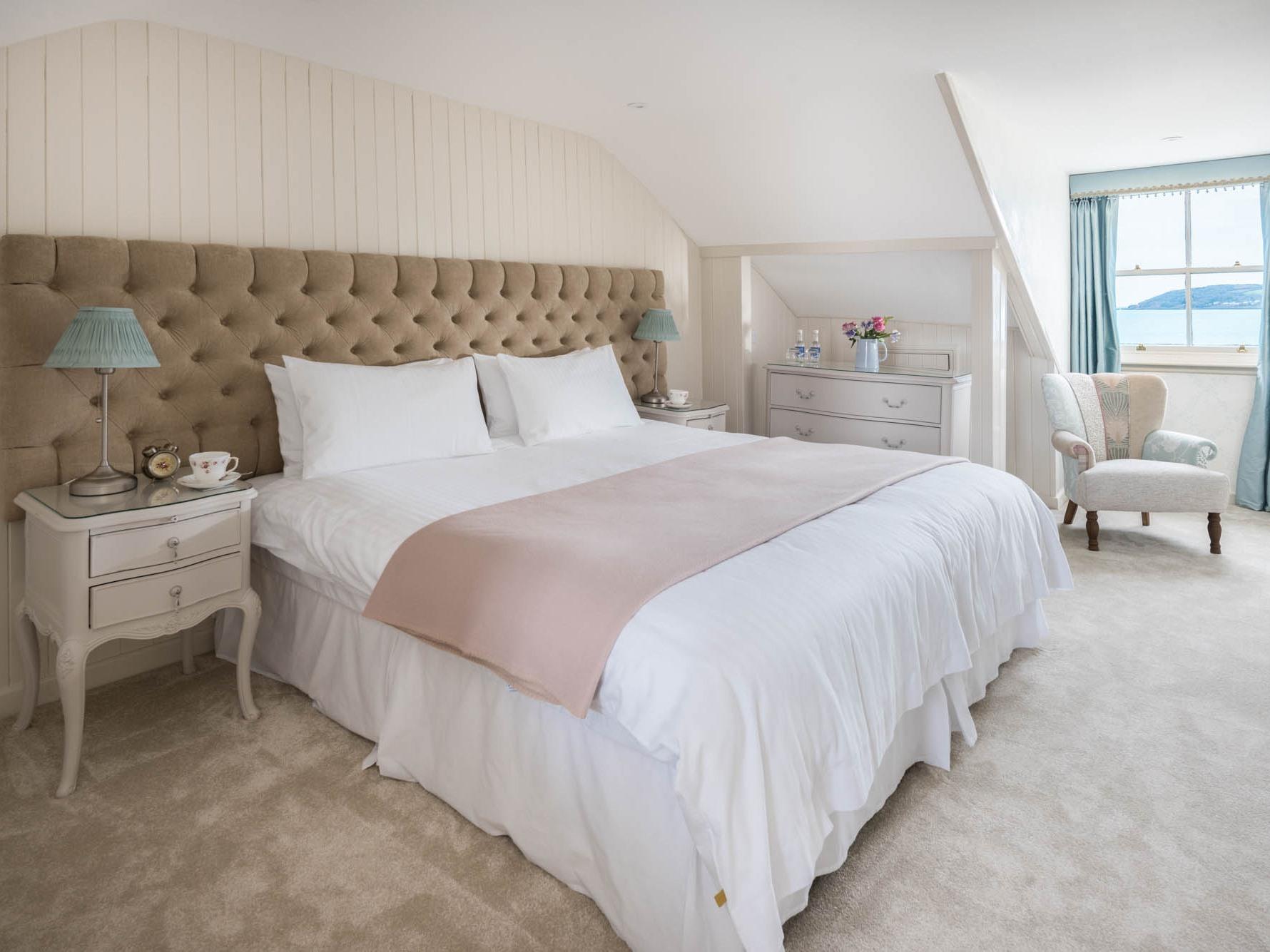 Double room-Ensuite-St Loys - Sea View