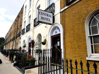 Central Hotel London -