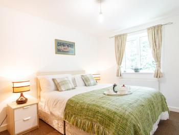 Dartford Serviced Apartment - BedRoom
