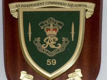 Our Military Plaques