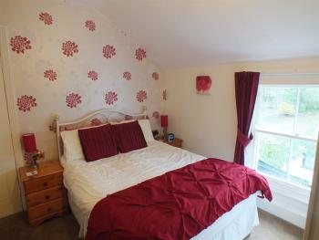 Double room-Ensuite with Shower-Room 5 - Base Rate