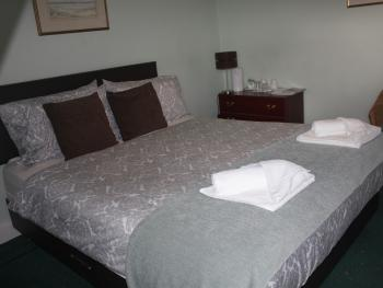 Double room - one double bed