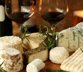 Wine & Cheese Fun!