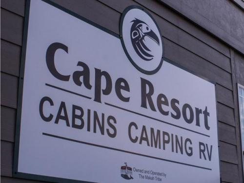 The Cape Resort Office