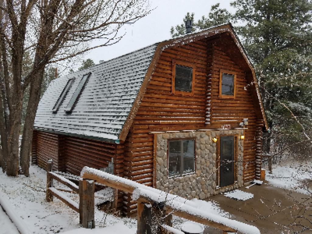 Black Bear Pass Cabin
