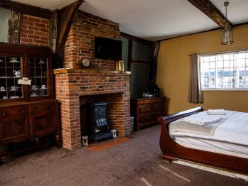 Double Ensuite - Room Only