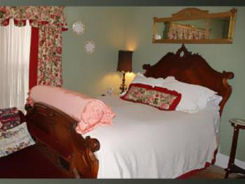 Double room-Ensuite-Standard-The First Lady's Suite