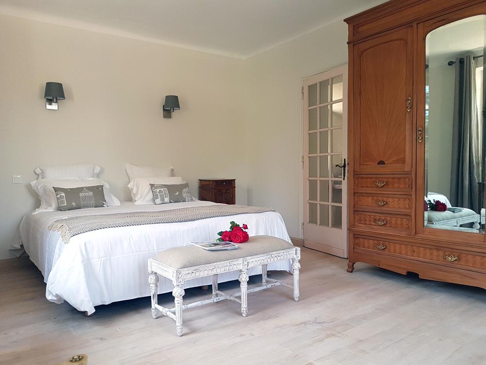 Suite-Famille-Heloise-Salle de bain privée séparée - Tarif de base