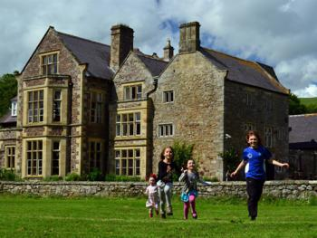 Clennell Hall Hotel - Outside the Country House