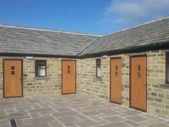 New accommodation block