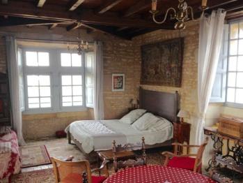 Suite Donjon - chambre haute