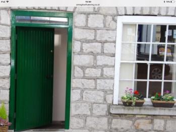 Exterior of Dobbin lodge