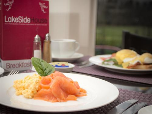 Eggs Benedict, Smoked Salmon, Cumbrian Grill and more . . .