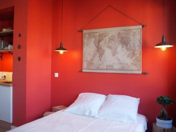 Btobed Le Garibaldi - Chambre