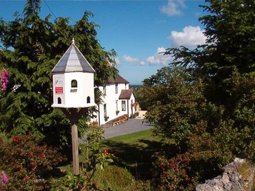 Look out for the dove cote