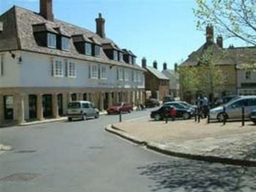 Local to Poundbury with its interesting architecture