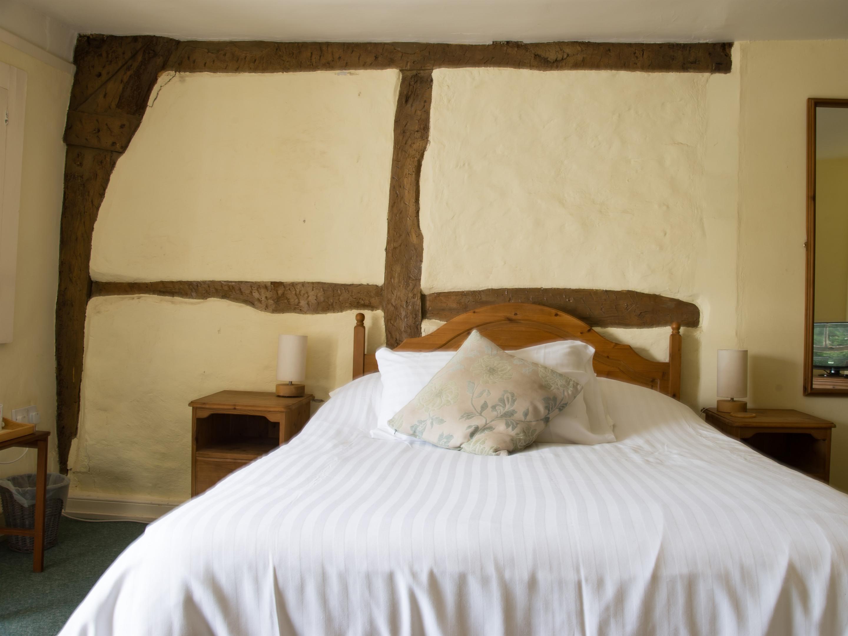 Double room-Classic-Ensuite with Bath-Park View