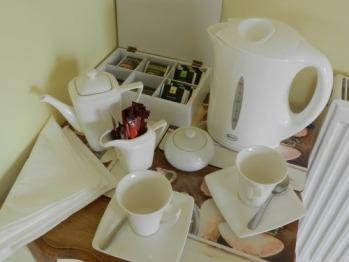 Wadebride BandB tea making facilities