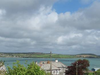 Sea View from Estuary bedroom