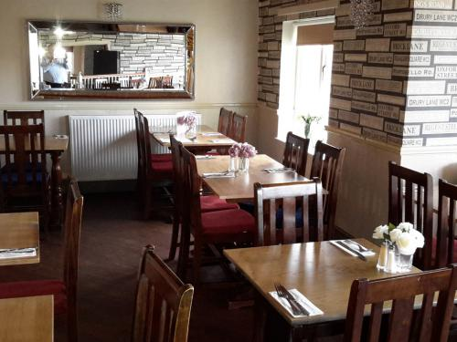 Our great looking dining areas